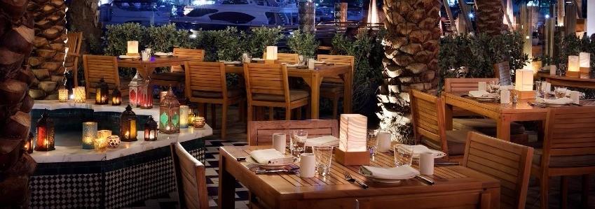 مطعم تاي كيتشن للماكولات التايلاندية في دبي