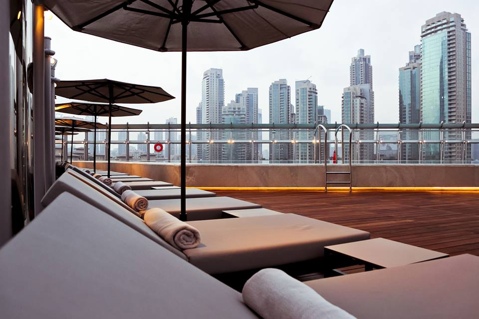 صورة نظرة على منتجع نادي البرج دبي