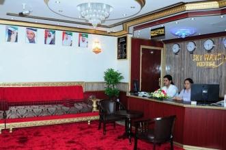 فندق سكاى وايز في دبي