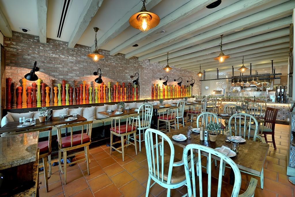 Photo of مطعم تراتوريا توسكانا في دبي