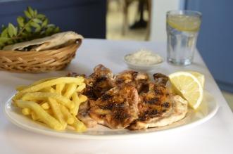 نظرة على مطعم بوبوف للمأكولات اللبنانية في دبي