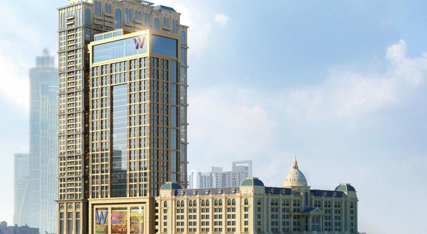 صورة فندق دبليو دبي .. أحدث فندق في مدينة الحبتور