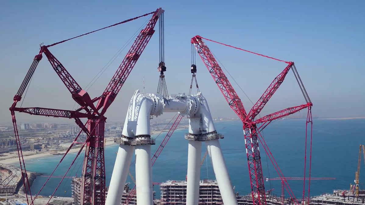 Photo of أحدث المشاريع التي ستحقق بها الإمارات ارقاماً قياسية جديدة
