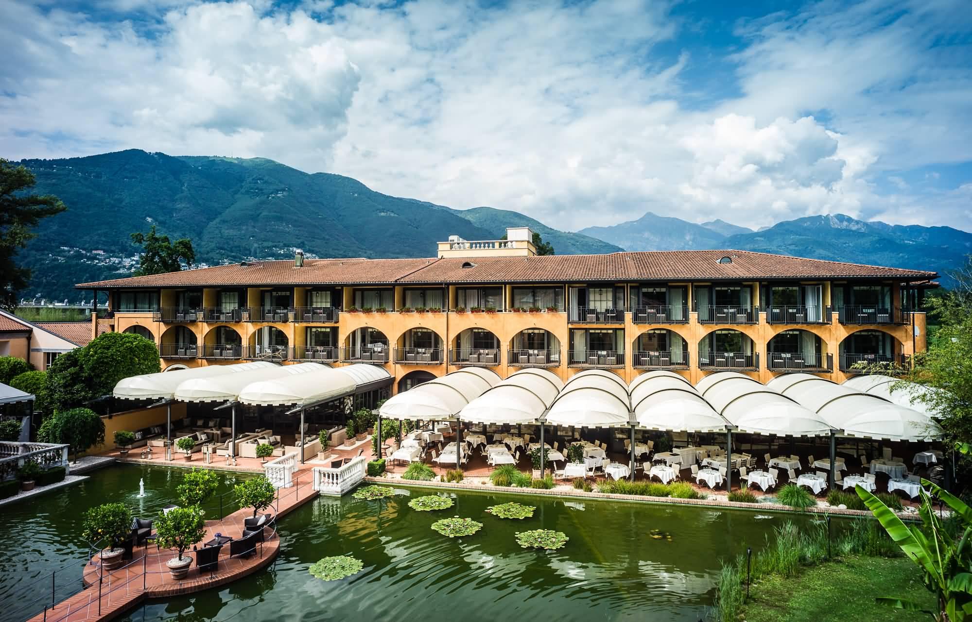 فندق جياردينو أسكونا يطلق علاجات الأيوفيردا في سويسرا