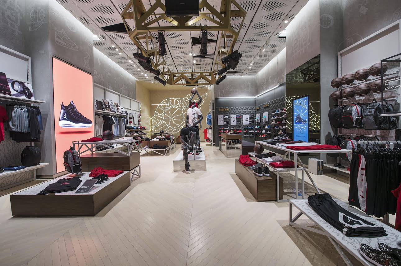 Photo of إفتتاح أول متجر للعلامة التجارية جوردان في دبي