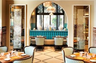 مطعم هنايا للمأكولات العالمية في دبي