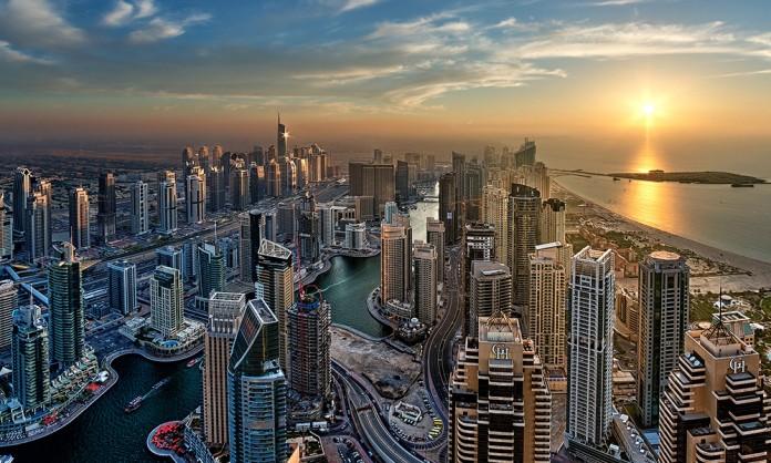العقارات في دبي