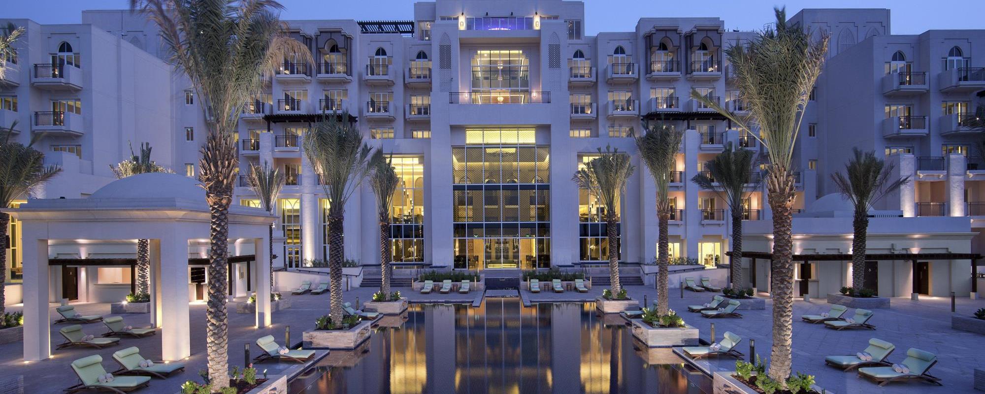 عروض عيد الأضحى المبارك في ابرز فنادق أبو ظبي