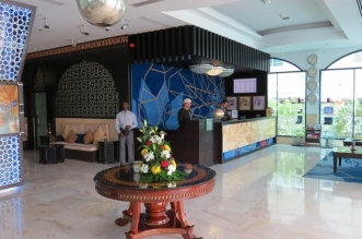 فندق الجوهرة غاردنز في دبي