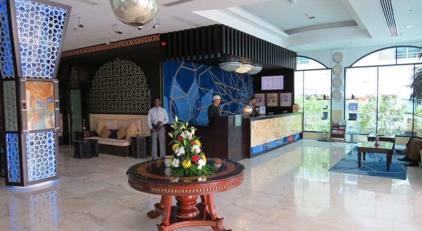 صورة فندق الجوهرة غاردنز في دبي