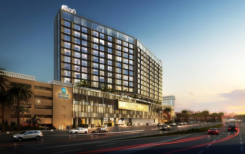 قريبا .. إفتتاح فندق ألوفت ديرة سيتي سنتر في دبي