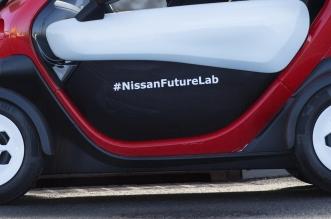 NissanÕs Future Lab experiments imagine new vehicle ownership