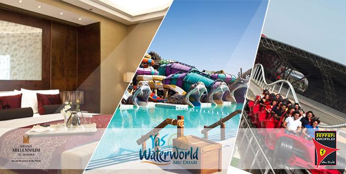 عروض فندق جراند ميلينيوم الوحدة أبوظبي بمناسبة عيد الأضحى 2016