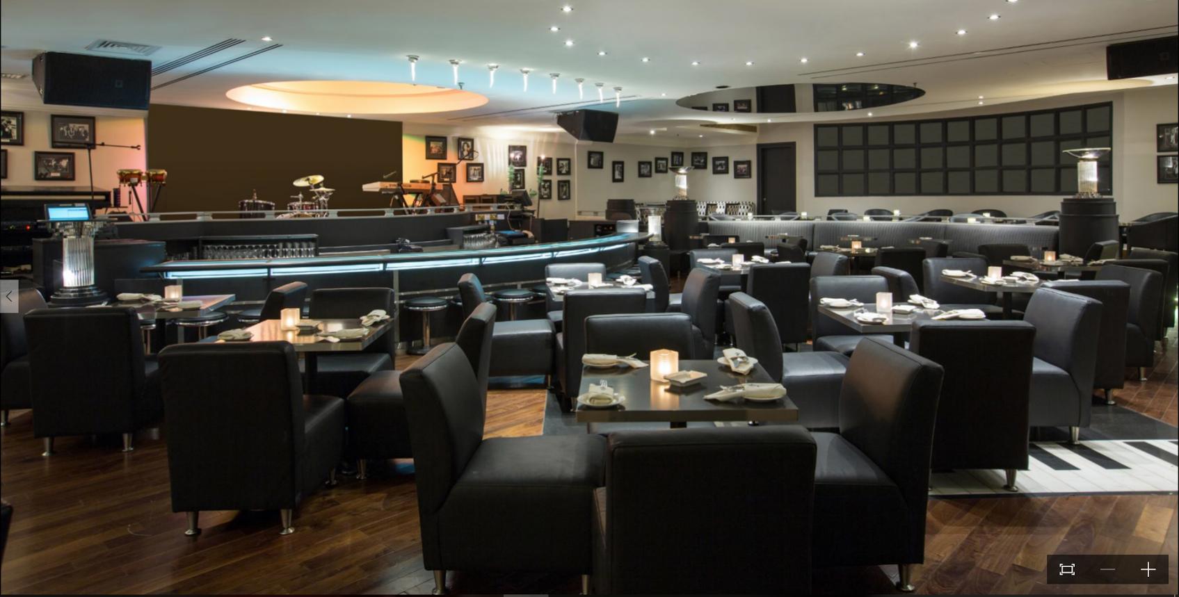 """إعادة إفتتاح مطعم ونادي """"جاز"""" في فندق هيلتون أبوظبي الكورنيش"""