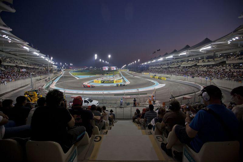 ترقبوا .. سباق جائزة الاتحاد للطيران الكبرى للفورمولا1 لعام 2016 في أبوظبي