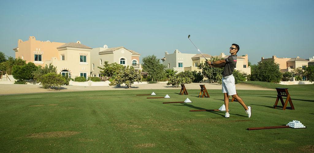أفضل 7 ملاعب جولف في دبي