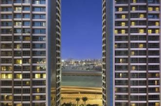 نظرة على فندق أتانا في دبي