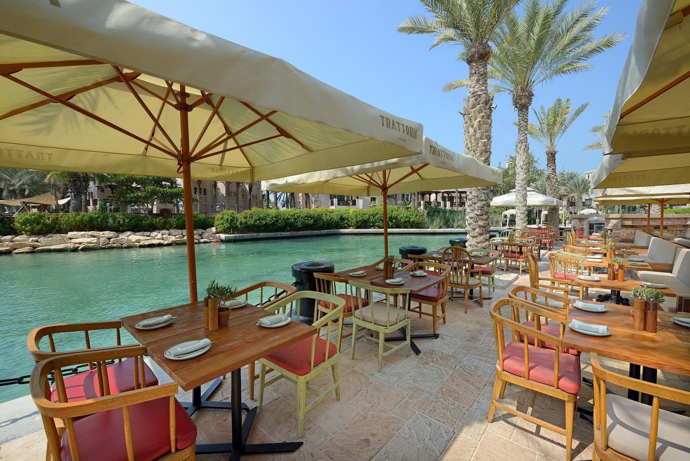 مطعم تراتوريا توسكانا يحتفل بمرور عام على إفتتاحه