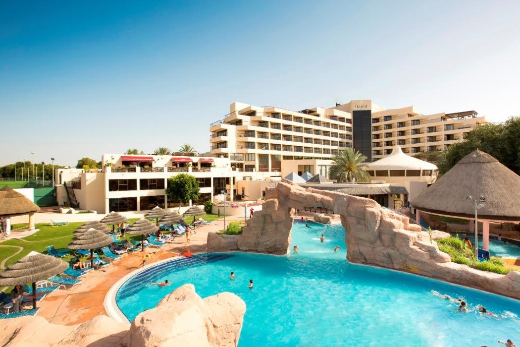 Photo of تذاكر مجانية مع كل غرفة في فندق دانات منتجع العين