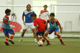 أكاديمية مدينة دبي الرياضية تطلق مجموعة من البرامج التدريبية