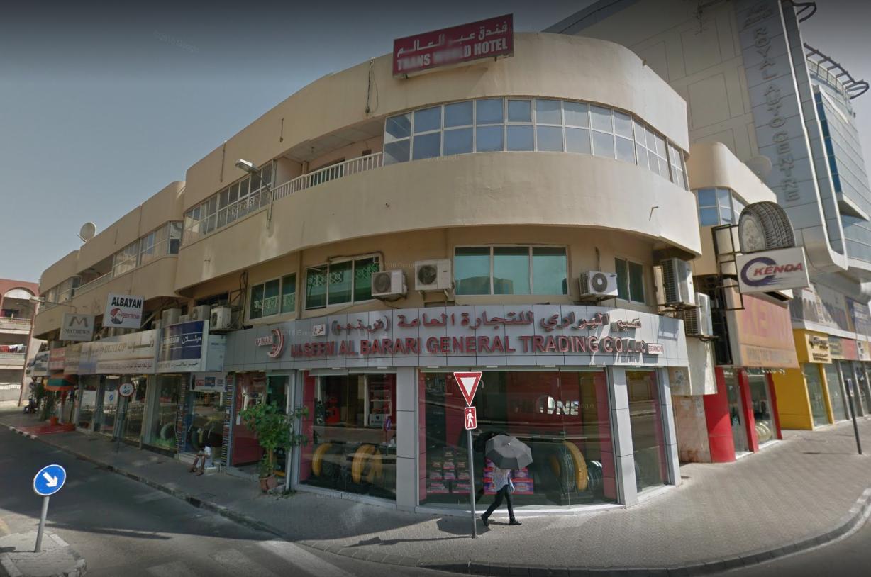 صورة فندق عبر العالم في دبي