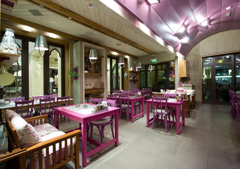 صورة أجمل المطاعم ديكوراً في دبي