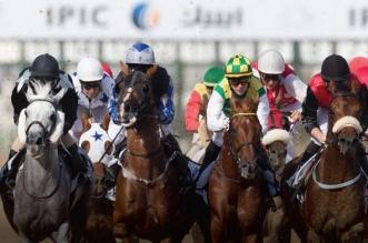 دبي تستضيف السباق الأول من سباقات الخيل في ميدان 2016/ 2017
