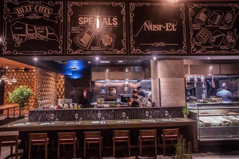 Photo of مطعم نصرت أسطورة الستيك التركي في دبي