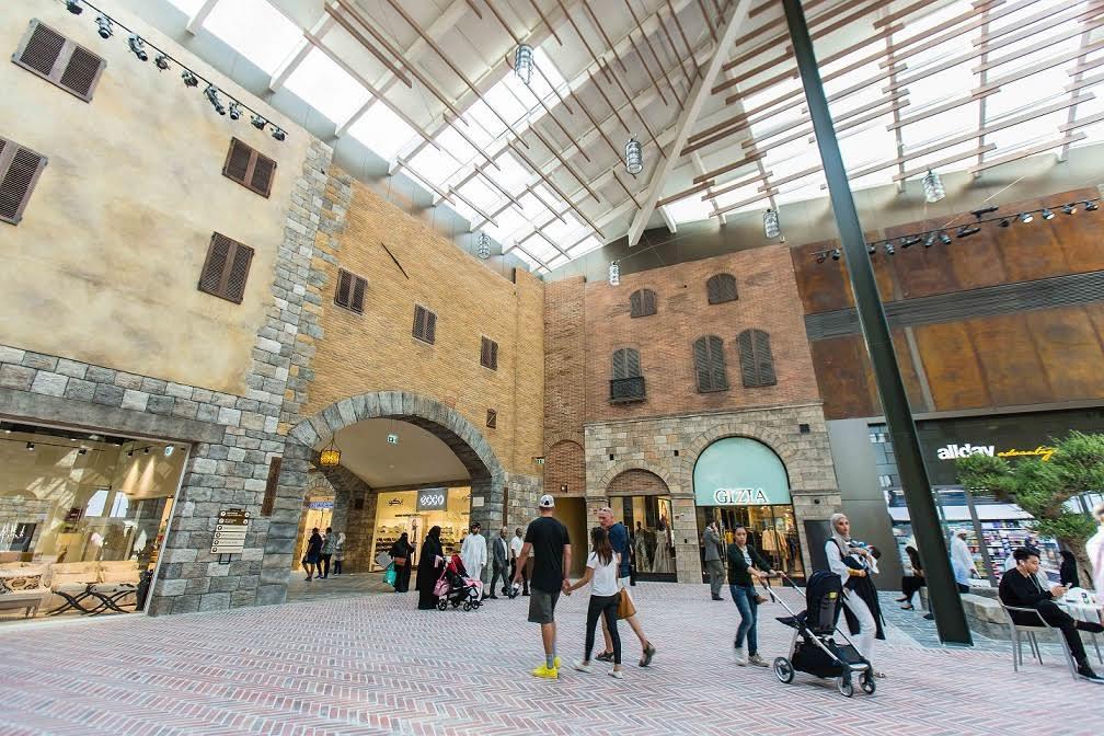 ذا أوتلت فيلدج تستعد للحصول على لقب أكبر وجهة تسوق في الإمارات