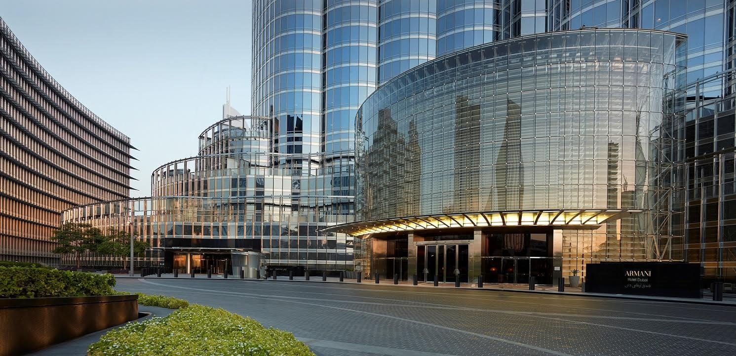 Photo of فندق أرماني يحصد جائزة Dine & Divine