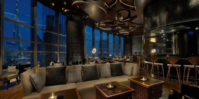 مطعم مينت ليف أوف لندن دبي