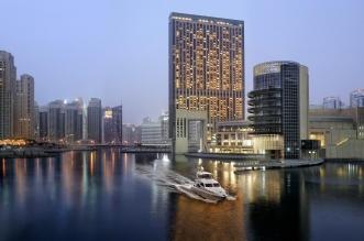 عروض الطعام لشهر أكتوبر في فندق العنوان مرسى دبي
