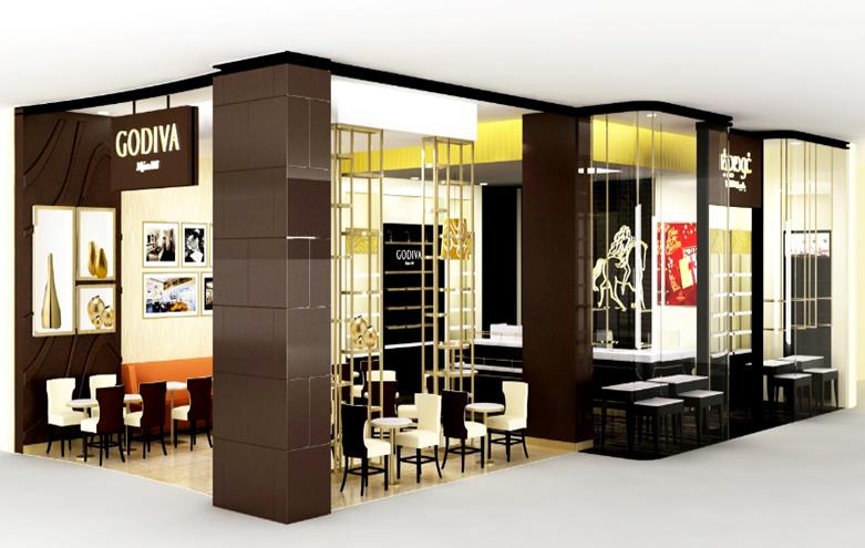 متجر جوديفا للشوكولاتة يفتتح أبوابه في مول الإمارات