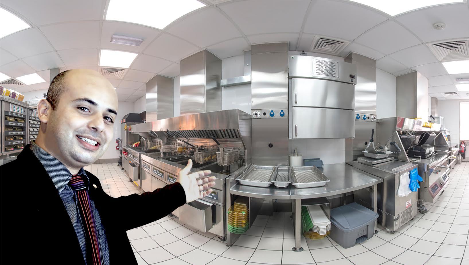 ماكدونالدز الإمارات تتيح لعملائها زيارة مطابخها من الداخل