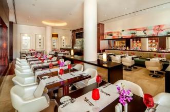 مطعم انتري نوا للمأكولات العالمية في دبي