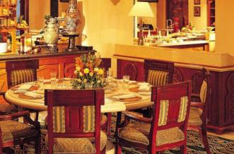 مطعم ذا روتيسيري للمأكولات الأوروبية في دبي