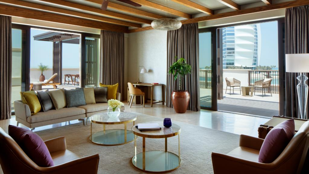 فندق جميرا النسيم يفتتح أبوابه قريبا في دبي