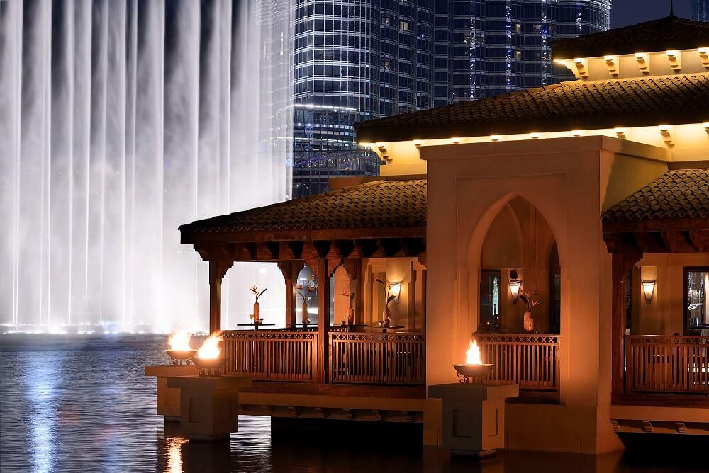 Photo of جدول فعاليات فندق ذي بالاس بليلة رأس السنة