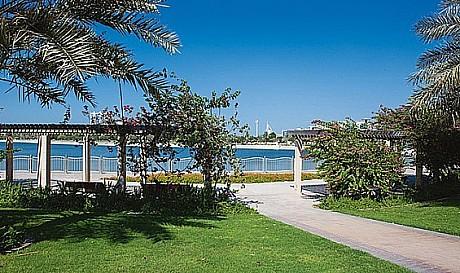 بالفيديو .. نظرة على حديقة بحيرة البرشاء