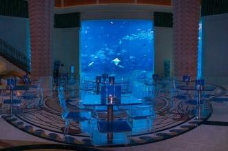 مقهى بوسايدون في دبي
