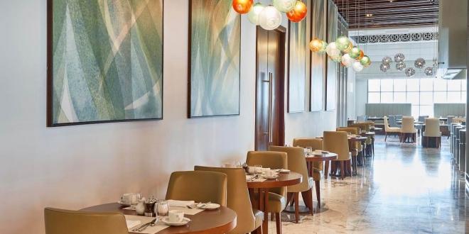 مطعم سيزنل تايستس للمأكولات العالمية في دبي