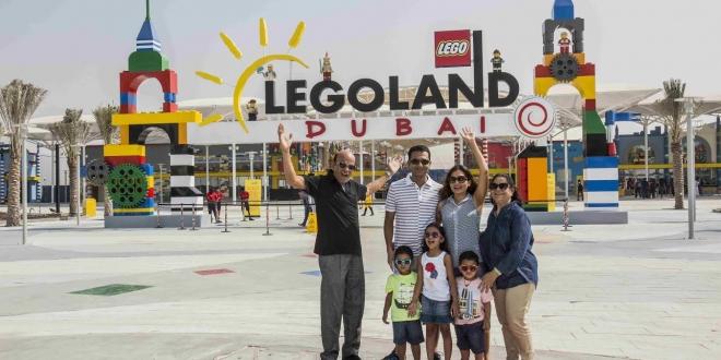 ليجولاند دبي تفتتح أبوابها في دبي