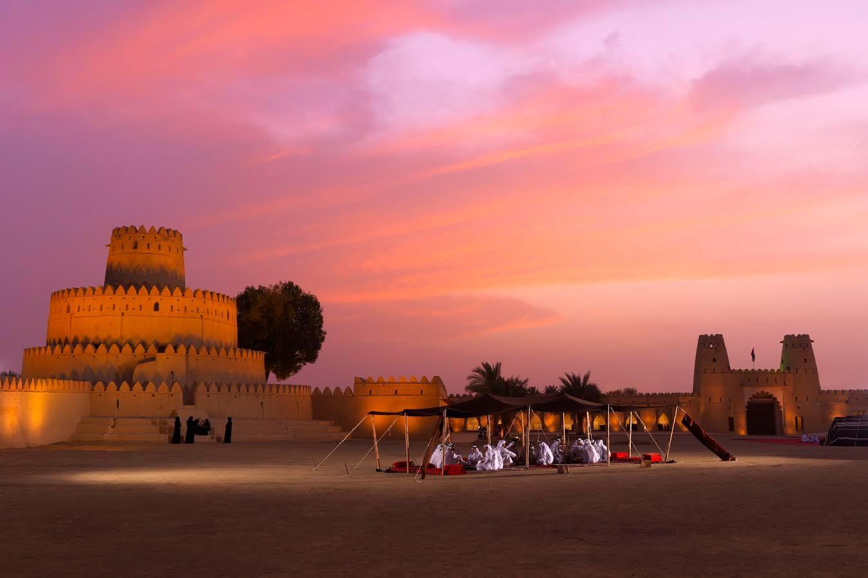 احتفل بالاتحاد في قلعة الجاهلي