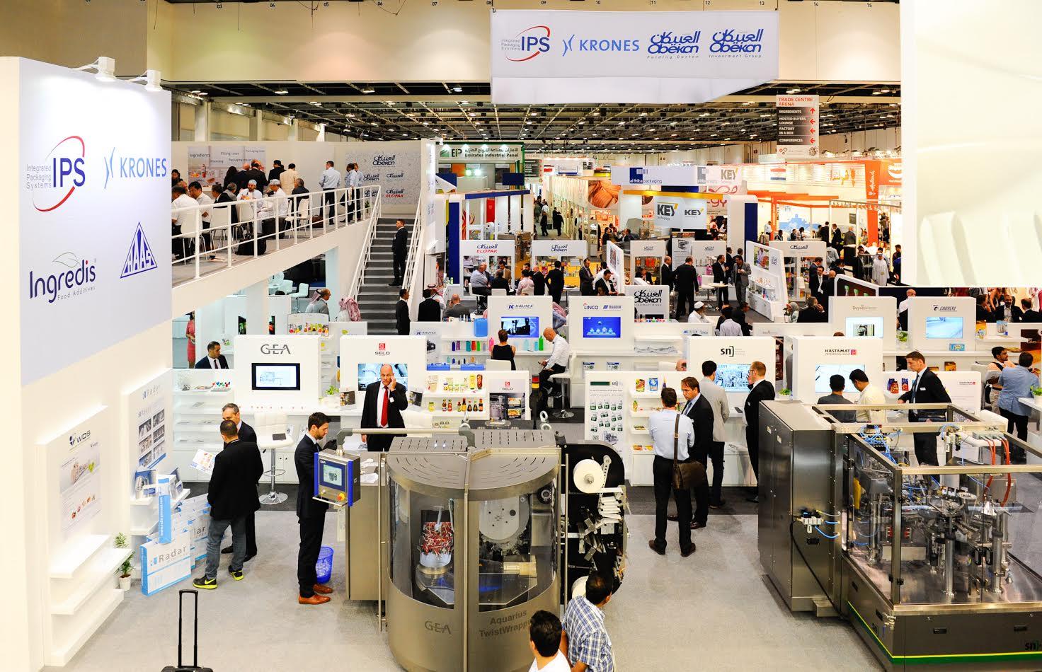 دبي تستضيف النسخة الثالثة من معرض جلفود لصناعة الأغذية
