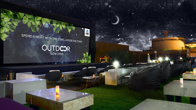 ڤوكس سينما تقدم تجربة سينمائية في الهواء الطلق لموسم الشتاء