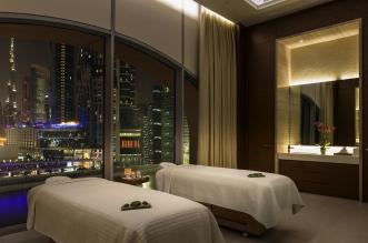 فندق ويستن دبي يفتتح منتجع هيفنلي سبا الصحي