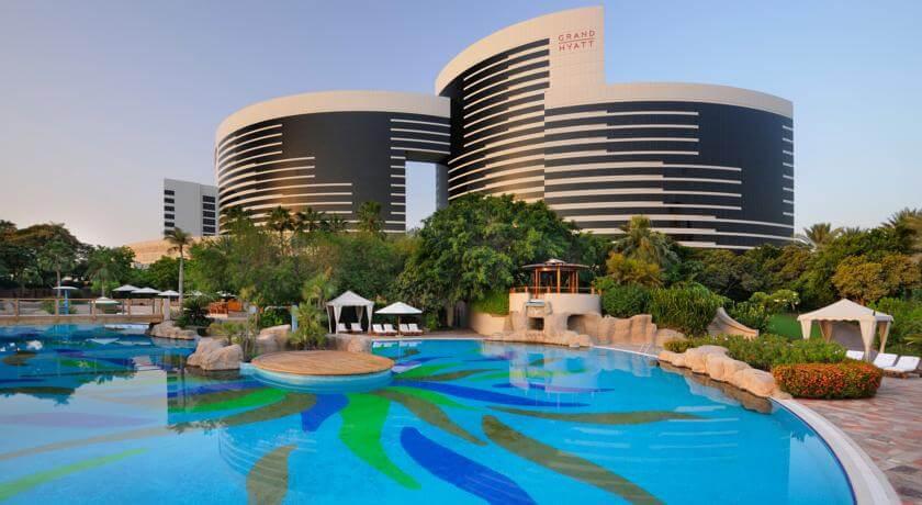صورة فندق جراند حياة دبي