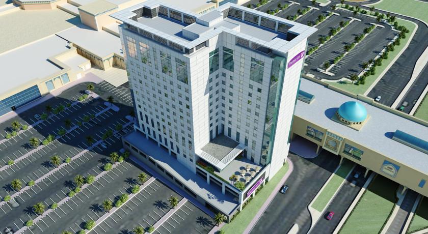فندق بريمير ابن بطوطة مول في دبي