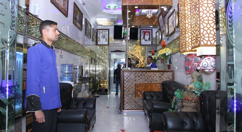 فندق نايت ستاي في دبي