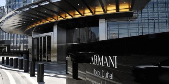 ما الذي يجعل من فندق ارماني – دبي, افخم فندق في العالم؟